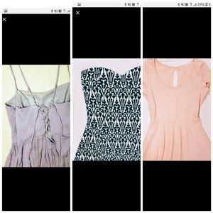 Dresses & Skirts - 3for1 Adorable Dresses